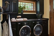 Laundry Rooms / by Amber Rusch