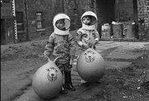 Retro astronauts & rockets / Transmedia Producer. Previous: TV producer for film & music, NBC, BSkyB. Producer of www.mermology.com @jumpingastro @merblogogy / by JumpingAstronaut Ltd