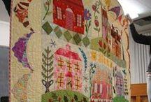 House Quilt Ideas