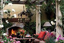 My Fantasy Garden / by Audra Hall
