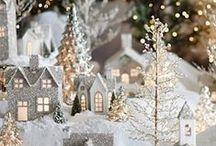 Festive Grey / Grey Christmas decor, grey Christmas ornaments, grey Christmas decorations, grey Christmas style, grey Christmas tree, grey snowflake, glitter grey, grey wrapping paper, grey gift wrap, grey star, grey reindeer, grey advent calendar