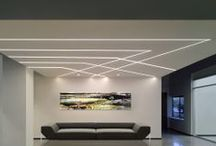 • LIGHTOLOGY • Architectural & Recessed Lighting / At the intersection of form and function you'll find high style, low profile Architectural Lighting and Recessed Lighting. / by Lightology