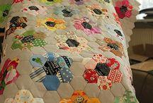 Quilt Hexagons