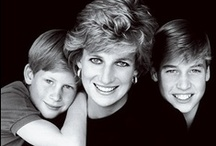 Princess Diana..remembering,with love / by Sharon Bryant
