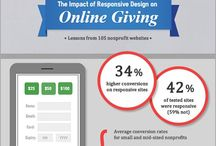 Non-Profit Infographics / by Holly Wagg