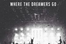 Where the Dreamers Go / by Taylor
