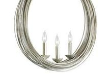 • THEME • Stunning Silver / Fixtures with sleek silver finishes second to none. / by Lightology