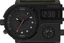 The Best of Both Worlds / Digital? Analogue? Why not both? Get the best of both worlds in luxury watches from JacobTime.com!