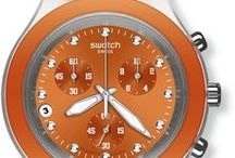 Orange Is the New Black / Deck your wrist out in the season's hottest color! Find these and other designer timepieces at JacobTime.com.