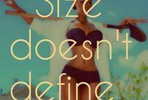 Big & Beauty /  • p l u s • s i z e •