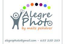 www.alegrephoto.com / s fotos són els records del futur!! Els teus moments especials amb la famil.lia, els amics,...són màgics. Gaudeix amb la Fotografia Vivencial.