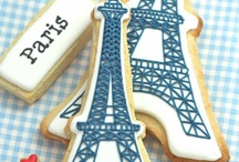 Birthday Party {Paris Inspired Party Ideas} / Ooh-la-la French / Parisian party ideas!  For more ideas http://blog.thecelebrationshoppe.com  / by Kim {The Celebration Shoppe}
