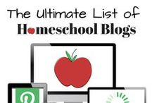 Homeschool Resources  / by Joy Dare Blog