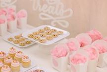 Birthday Party {Princess Party Ideas} / Pretty, pink princess birthday party decor, food, craft favor and styling ideas!  For more ideas http://blog.thecelebrationshoppe.com / by Kim {The Celebration Shoppe}