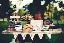 Special Occasion {Graduation Party Ideas} / Graduation party ideas, food, craft, styling and favor ideas.     For more ideas http://blog.thecelebrationshoppe.com / by Kim {The Celebration Shoppe}