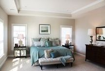 Bedrooms by M&S / by Miller & Smith