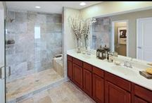 Bathrooms by M&S / by Miller & Smith