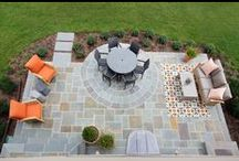 Outdoor Spaces By M&S / by Miller and Smith