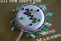 New Year's Crafts
