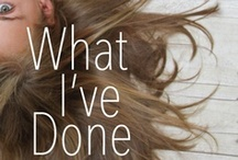 What I've Done / Young adult fiction - paranormal romance novel now available on iBooks, Amazon.com, Barnesandnoble.com, Smashwords.com. Visit www.paranormalya.blogspot.com for more info.