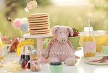 Birthday Party {Slumber and Spa Party Ideas} / Slumber Party, Sleepover, Pajama Party and Spa Party Ideas.    For more ideas http://blog.thecelebrationshoppe.com