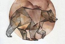 artwork. / by Mackenzie Wright