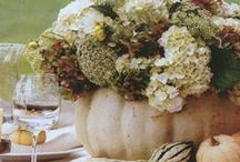House Centerpieces / Table Decorations / by Patricia Boyd