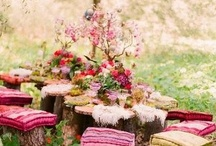 Birthday Party {Fairy Party Ideas} / Fairy birthday party ideas including food, party supplies, crafts,  fairy gardens, fairy dust and fairy houses.     For more ideas http://blog.thecelebrationshoppe.com