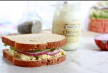 Food - Sandwiches / Wraps / by Adriana Hockenberry