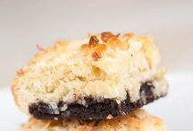 BARS | flat cookies / Delectable Edible Bar Cookies / by Lover of All ~ Master of Nothing