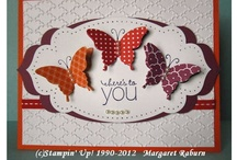 Stampin' Up! Cards / by Daniela Capparelli