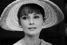 Audrey Hepburn / http://en.wikipedia.org/wiki/Audrey_Hepburn