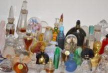 Vintage Collectible Perfume Bottles / Vintage Collectible Perfume Bottles http://www.quirkyfinds.com