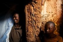 Rwanda - Mosquito Nets