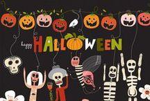 Halloween / Lots of spooky stuff!! / by Michelle Foster