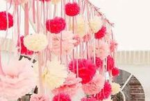 Birthday Party {Pink Princess Party Ideas} / Pretty Pink Princess Party ideas including food, games, party supplies and crafts.  For more ideas http://blog.thecelebrationshoppe.com