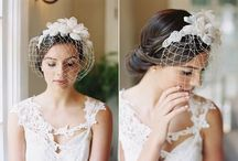 Wedding Accessories / Inspiration for various wedding accessories