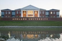 Colleges / Ashland University is the home of the Schar College of Nursing & Health Sciences, College of Arts & Sciences, Schar College of Education, Dauch College of Business & Economics and the Founders School of Continuing Education. / by Ashland University