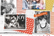 Holiday {Christmas & New Years} / Christmas and New Year's DIYs, Recipes, Cards, Gift Ideas, Decorations, Paper Crafts, Party Ideas and Supplies, Printables and more!
