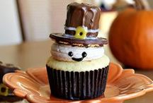 Thanksgiving Fun Treats / Fun things to make for your Thanksgiving table.