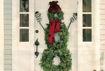 Holiday {Christmas Home Decor} / Deck the Halls with these Christmas decorating ideas and DIY projects.   Christmas tree decorating, Advent calendars, party ideas.  For more ideas http://blog.thecelebrationshoppe.com