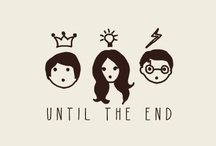 Harry Potter Awesomesauce / I will always adore Harry Potter books and movies...patiently waiting for JK to start a series on the next generation