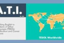 Learn to Teach / Learn more about TESOL or teaching English to Speakers of other languages.