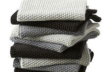 knit 'n crochet / Crafty threads