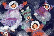 Alaskan Artist Barbara Lavallee / by Felecia Augustine