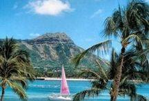 Aloha, Beautiful! / My love for the islands of Hawaii