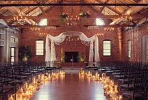 ceremony set-ups