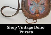Vintage Purses & Handbags / Shop http://www.quirkyfinds.com/vintage-purses/ for cool, rare, & chic vintage purses and handbags