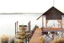 Country & beach house