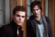 The Vampire Diaries <3 / Because the show is so awesome and Ian is so hot